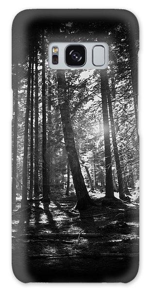 Woods Galaxy Case - Shining Through by Nicklas Gustafsson