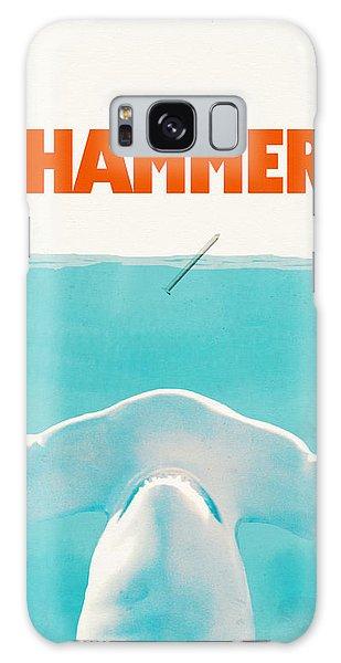 Fish Galaxy S8 Case - Hammer by Eric Fan