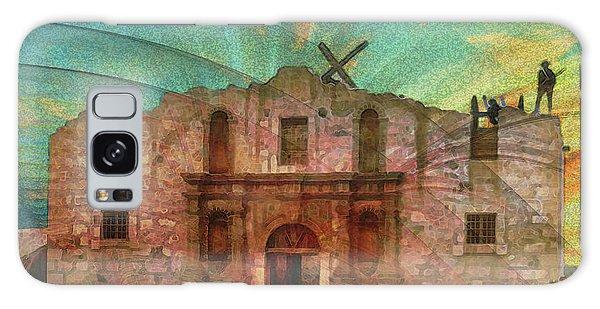 John Wayne's Alamo Galaxy Case