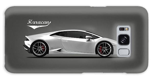 Sports Car Galaxy Case - Lamborghini Huracan by Mark Rogan