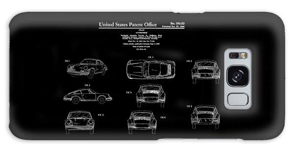 Patent Galaxy Case - Porsche 911 Patent by Mark Rogan