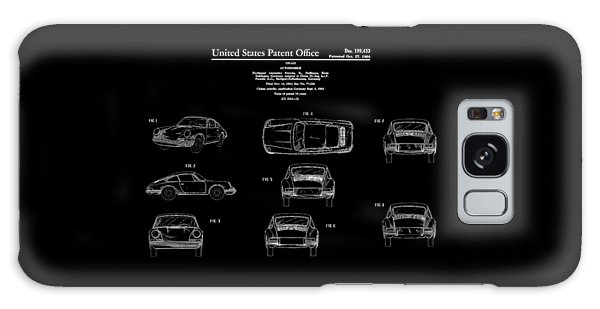 Sports Car Galaxy Case - Porsche 911 Patent by Mark Rogan