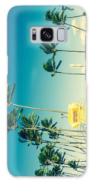 Kapukaulua Beach Maui North Shore Hawaii Galaxy Case