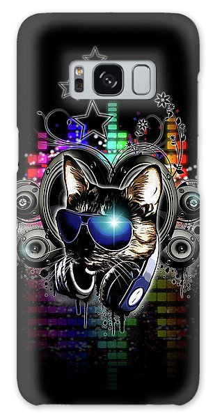 Smallmouth Bass Galaxy S8 Case - Drop The Bass by Nicklas Gustafsson