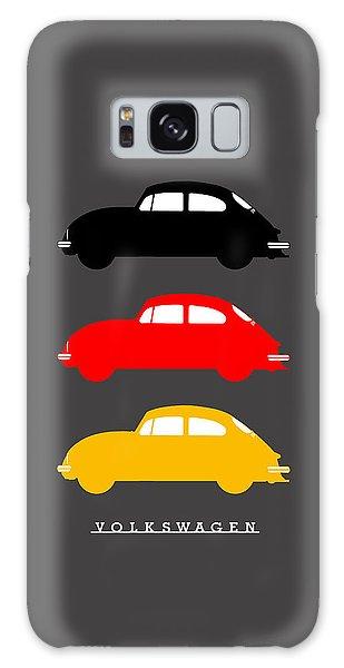 Volkswagen Galaxy Case - German Icon - Vw Beetle by Mark Rogan