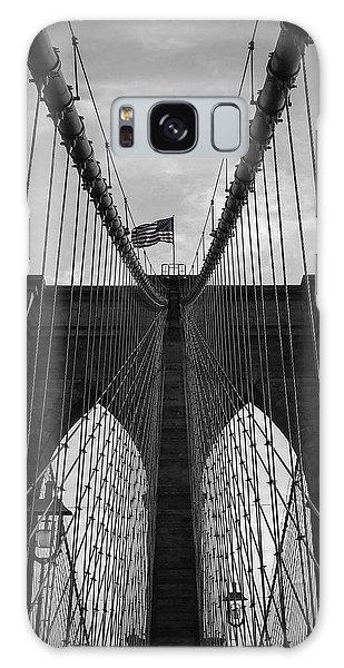 Usa Galaxy Case - Brooklyn Bridge by Nicklas Gustafsson