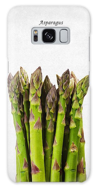 Asparagus Galaxy Case - Asparagus by Mark Rogan