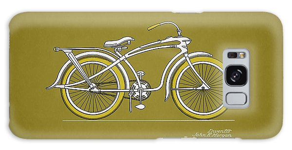 Bicycle Galaxy Case - Bicycle 1937 by Mark Rogan
