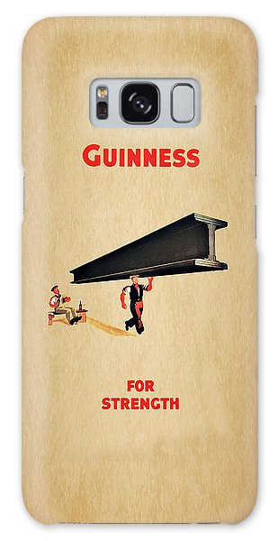 Herbs Galaxy Case - Guiness For Strength by Mark Rogan