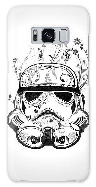 Flower Trooper Galaxy Case