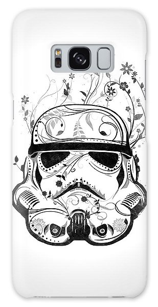 Flower Trooper Galaxy Case