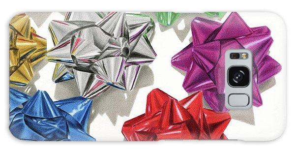 Hyper-realistic Galaxy Case - Birthday Bows by Sarah Batalka
