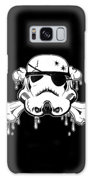 Pirate Trooper Galaxy Case