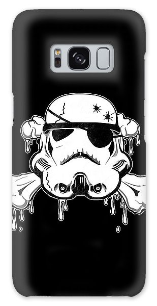 Pirate Trooper Galaxy Case
