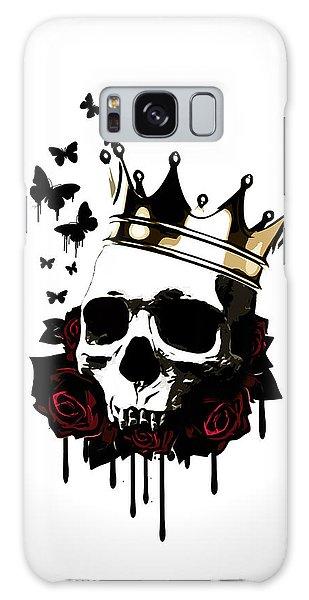 Death Galaxy Case - El Rey De La Muerte by Nicklas Gustafsson