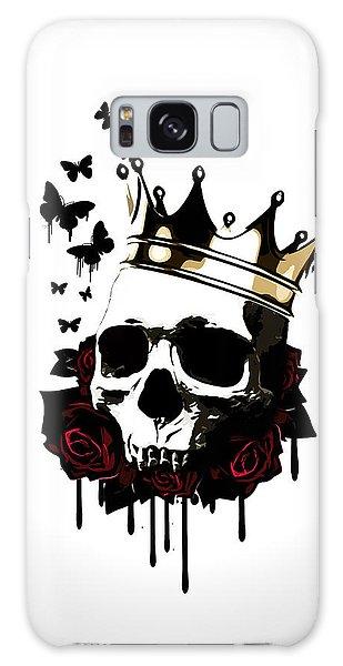Rose Galaxy Case - El Rey De La Muerte by Nicklas Gustafsson