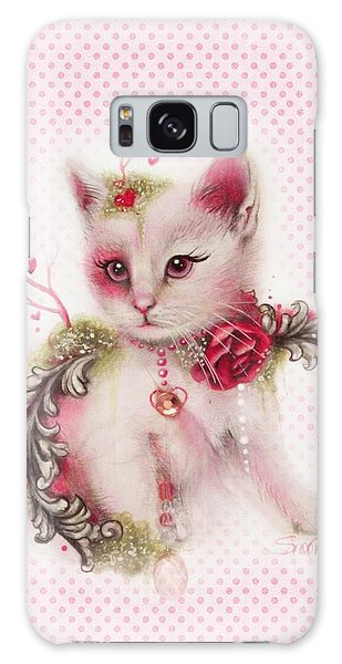Love Is In The Air Galaxy Case by Sheena Pike