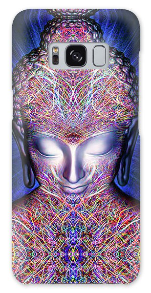 Kundalini Awakening  Galaxy Case by Jalai Lama