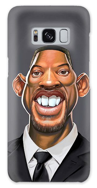Celebrity Sunday - Will Smith Galaxy Case