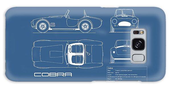 Ac Cobra Blueprint Galaxy Case