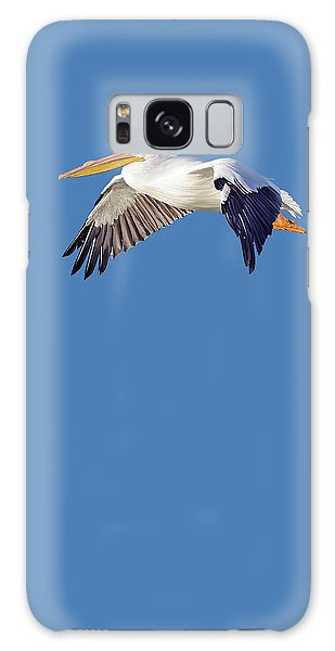Blue Series 003 Galaxy Case