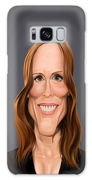 Celebrity Sunday - Julianne Moore Galaxy Case