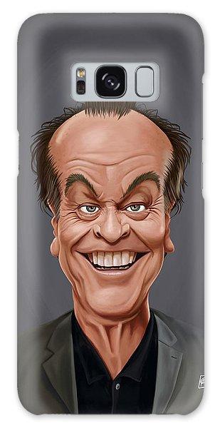 Celebrity Sunday - Jack Nicholson Galaxy Case