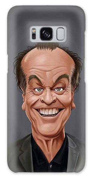 Celebrity Sunday - Jack Nicholson Galaxy Case