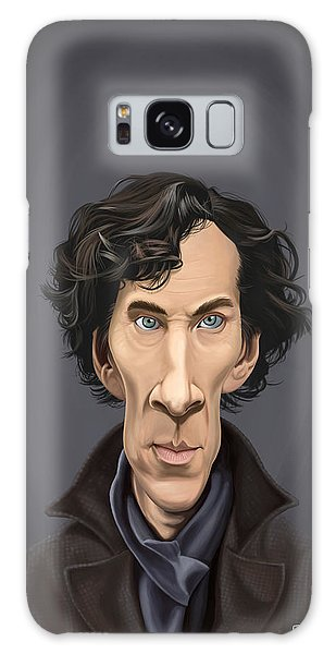 Celebrity Sunday - Benedict Cumberbatch Galaxy Case