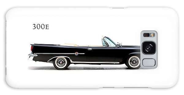 Transportation Galaxy S8 Case - Chrysler 300e 1959 by Mark Rogan