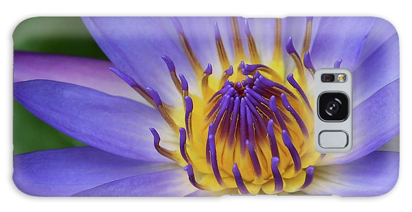 Galaxy Case featuring the photograph The Lotus Flower by Sharon Mau
