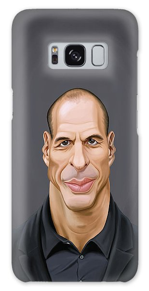 Celebrity Sunday - Yanis Varoufakis Galaxy Case