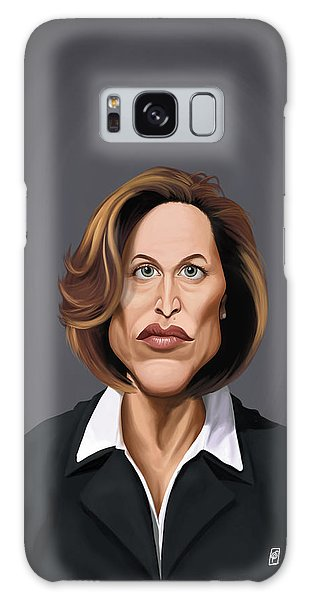 Celebrity Sunday - Gillian Anderson Galaxy Case