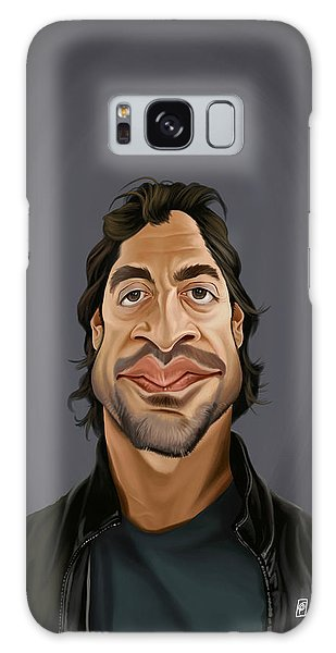 Celebrity Sunday - Javier Bardem Galaxy Case