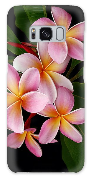 Galaxy Case featuring the photograph Wailua Sweet Love by Sharon Mau