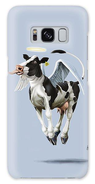 Holy Cow Colour Galaxy Case