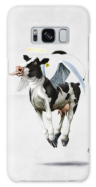 Holy Cow Wordless Galaxy Case