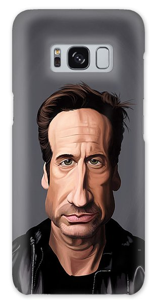 Celebrity Sunday - David Duchovny Galaxy Case