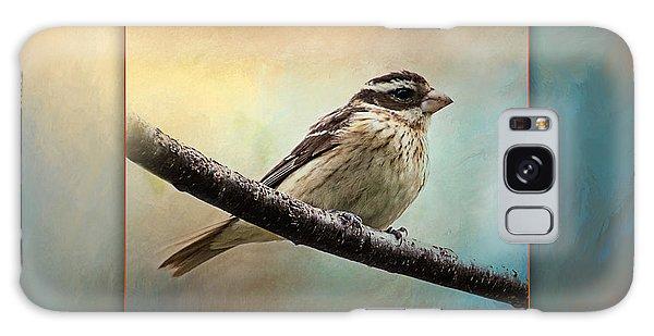 Wisconsin Songbird Galaxy Case