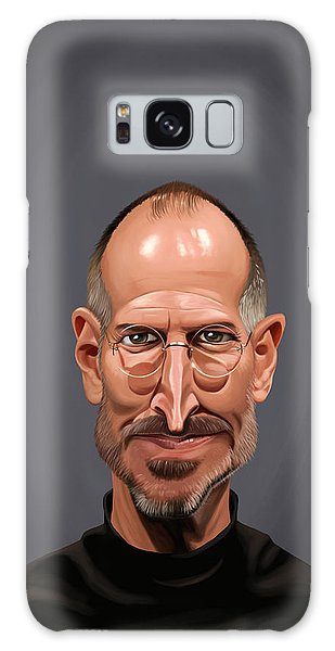 Celebrity Sunday - Steve Jobs Galaxy Case