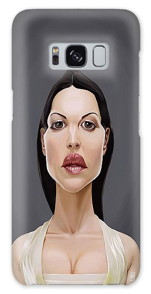 Celebrity Sunday - Monica Bellucci Galaxy Case