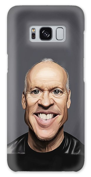 Celebrity Sunday - Michael Keaton Galaxy Case