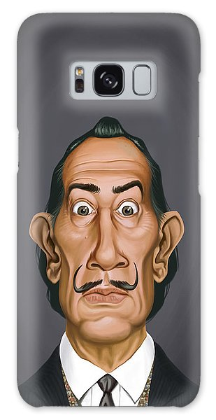 Celebrity Sunday - Salvador Dali Galaxy Case