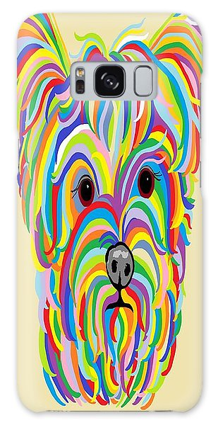 Yorkshire Terrier ... Yorkie Galaxy Case