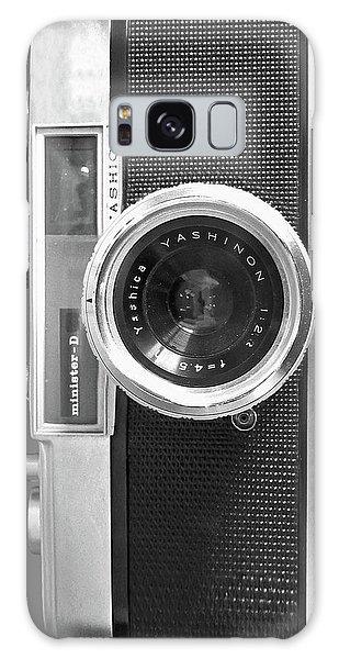 Vintage Camera Galaxy Case - Camera by Nicklas Gustafsson