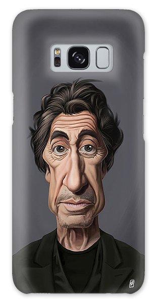 Celebrity Sunday - Al Pacino Galaxy Case by Rob Snow