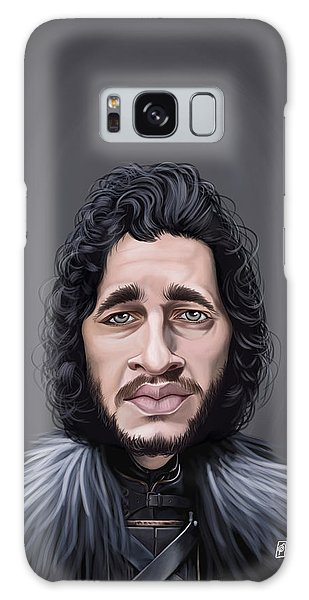 Celebrity Sunday - Kit Harington Galaxy Case