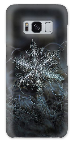 Leaves Of Ice Galaxy Case