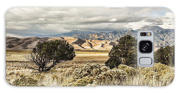 Great Sand Dunes National Park And Preserve Galaxy Case