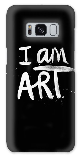 Galaxy Case - I Am Art- Painted by Linda Woods